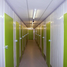 Rental storage units Diss - Safe N Stored